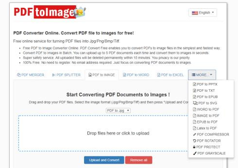 PDF Convert Free Online