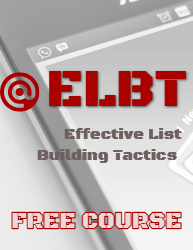 Effective List Building Tactics (ELBT) 193x250