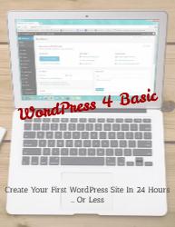 WordPress 4 Basics Course