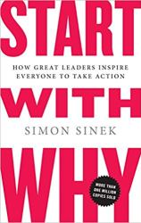 Start with Why Cover