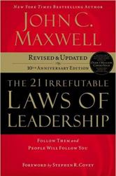 The 21 Irrefutable Laws of Leadership Cover