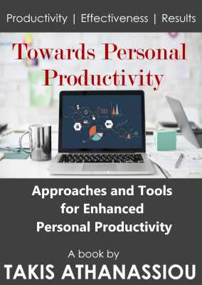Towards Personal Productivity Book Cover