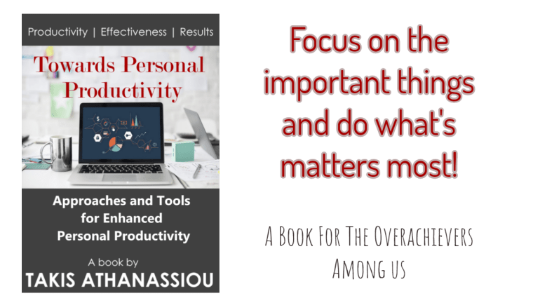 Towards Personal Productivity Intro Image