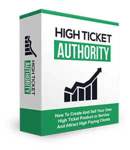 High Ticket Authority Box