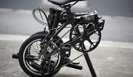 折り畳み自転車 DAHON K3(ダホン K3)をオススメする3つのポイント