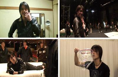 Takki Chuushingura practice, bubbles, stunts and pimple