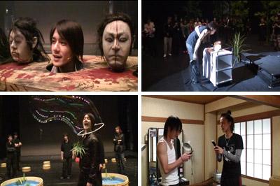 ghost heads, takki birthday 329, cake, taisuke fujigaya