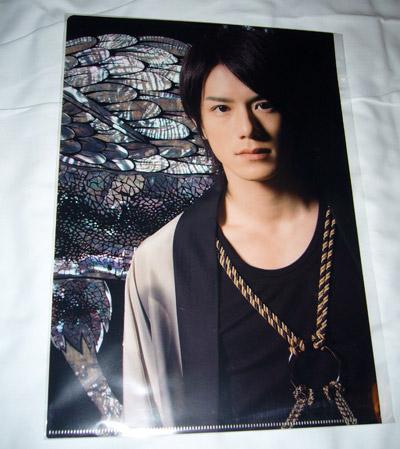 Takizawa Enbujo 09 Clear Folder