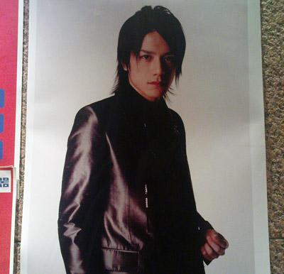 Takizawa Enbujo 09 Pre-Order Poster