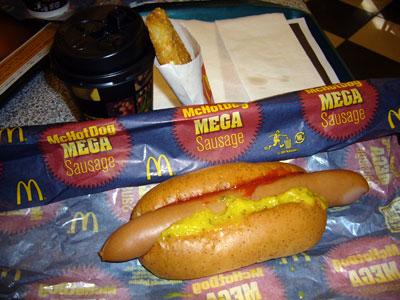 Mac Hotdog