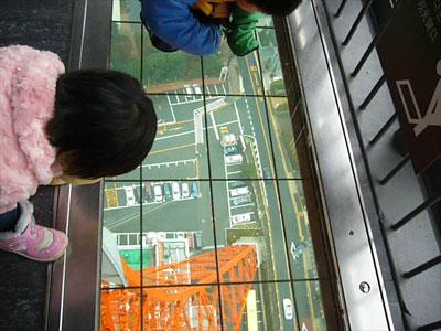 Look Down Window