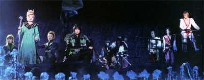 Queen of Kii vs Hideaki