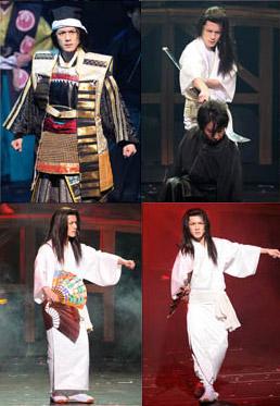 akechi mitsuhide - oda nobunaga