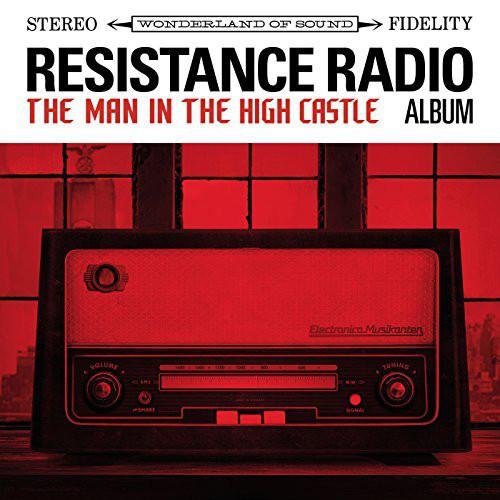 Various - Resistance Radio: The Man In The High Castle Album - vinyl record