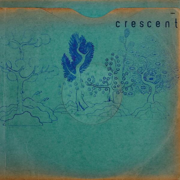 Crescent - Resin Pockets - vinyl record