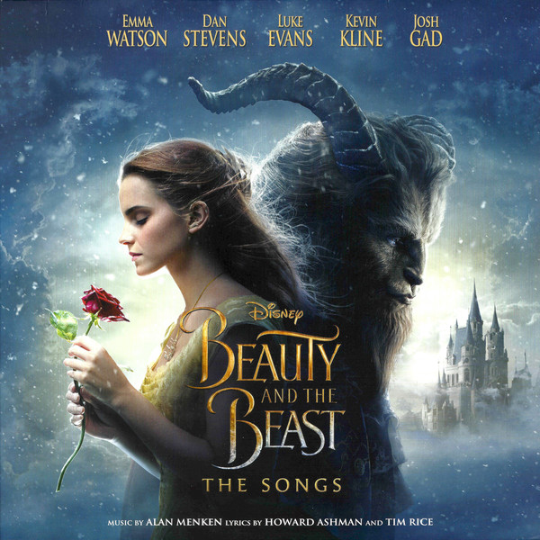 Alan Menken - Beauty And The Beast (Original Motion Picture Soundtrack) - vinyl record