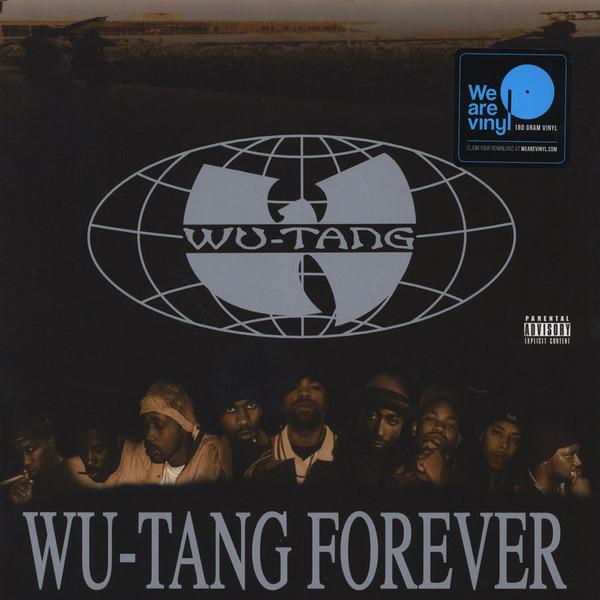 Wu-Tang Clan - Wu-Tang Forever - vinyl record