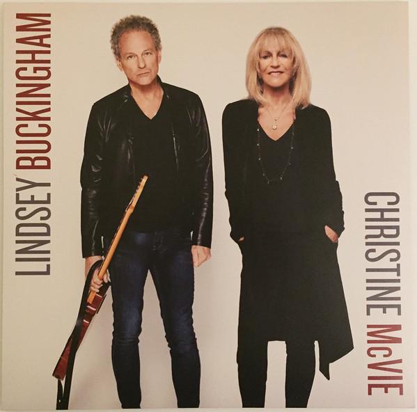 Lindsey Buckingham - Lindsey Buckingham/Christine McVie - vinyl record
