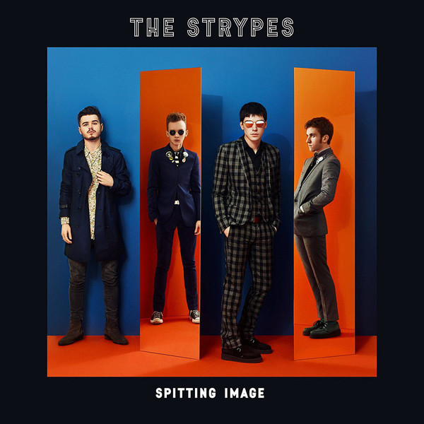 The Strypes - Spitting Image - vinyl record