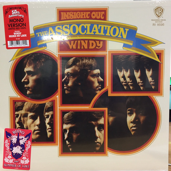 The Association (2) - Insight Out - vinyl record