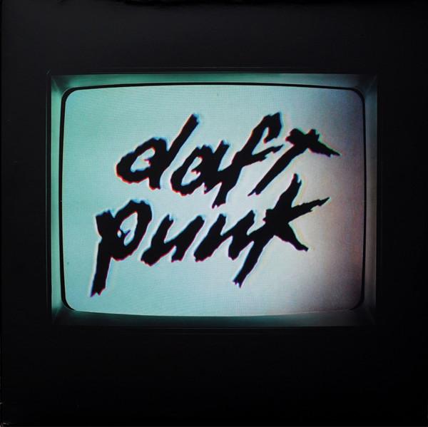 Daft Punk - Human After All - vinyl record