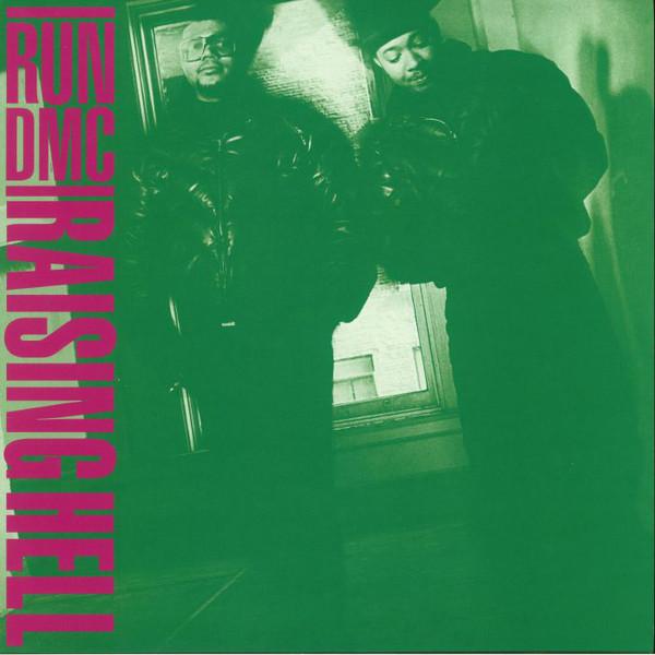 Run-DMC - Raising Hell - vinyl record