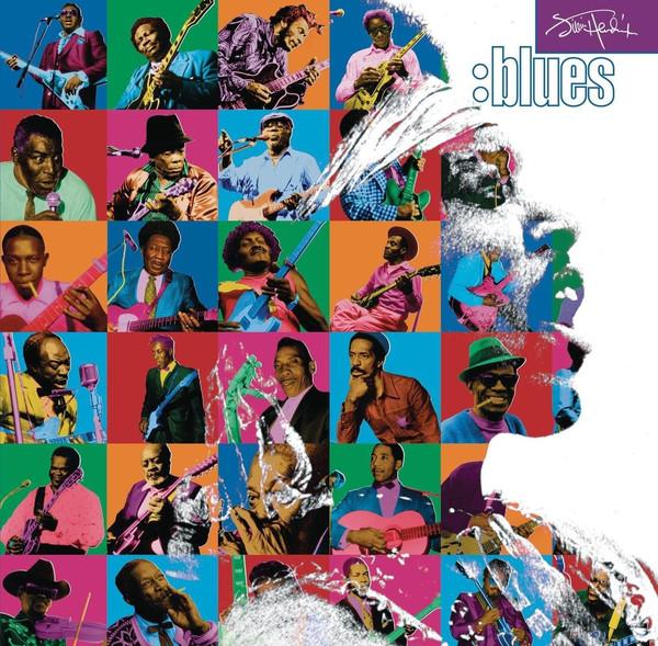 Jimi Hendrix - Blues - vinyl record