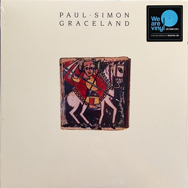 Paul Simon - Graceland - vinyl record