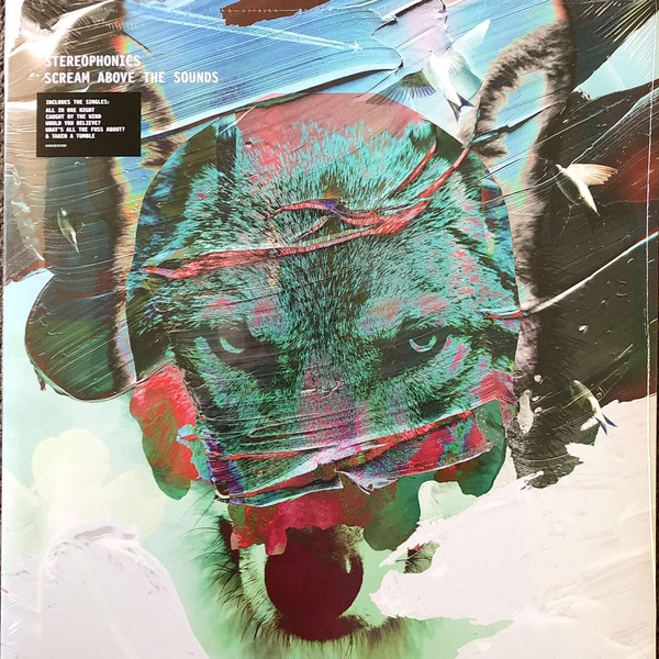 Stereophonics - Scream Above the Sounds - vinyl record