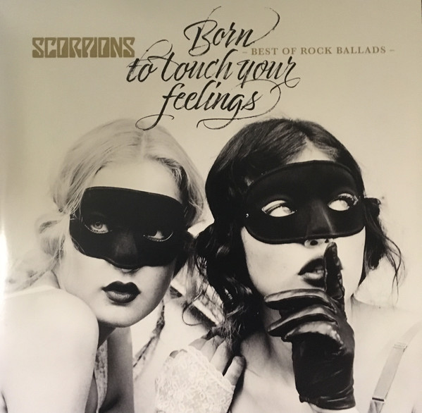 Scorpions - Born To Touch Your Feelings - Best Of Rock Ballads - vinyl record