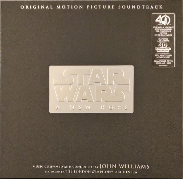 John Williams (4) - Star Wars - vinyl record