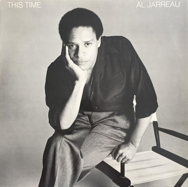 Al Jarreau - This Time - vinyl record