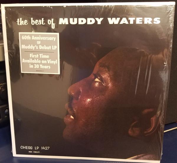Muddy Waters - The Best Of Muddy Waters - vinyl record
