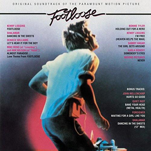 Various - Footloose (Original Motion Picture Soundtrack) - vinyl record
