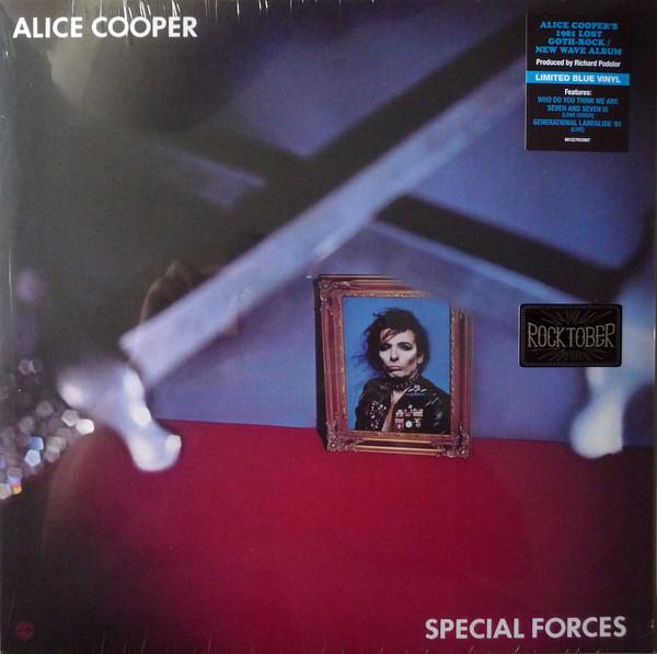 Alice Cooper (2) - Special Forces - vinyl record