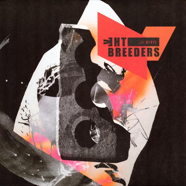 The Breeders - All Nerve - vinyl record