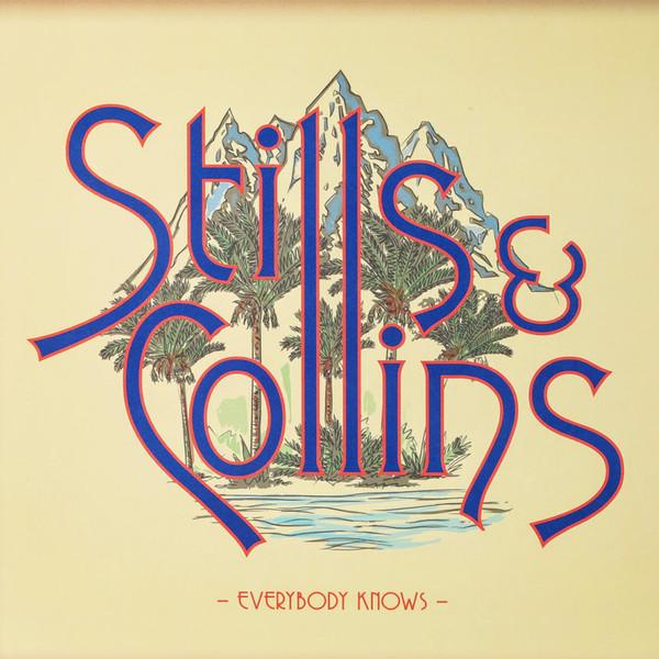 Stephen Stills - Everybody Knows - vinyl record