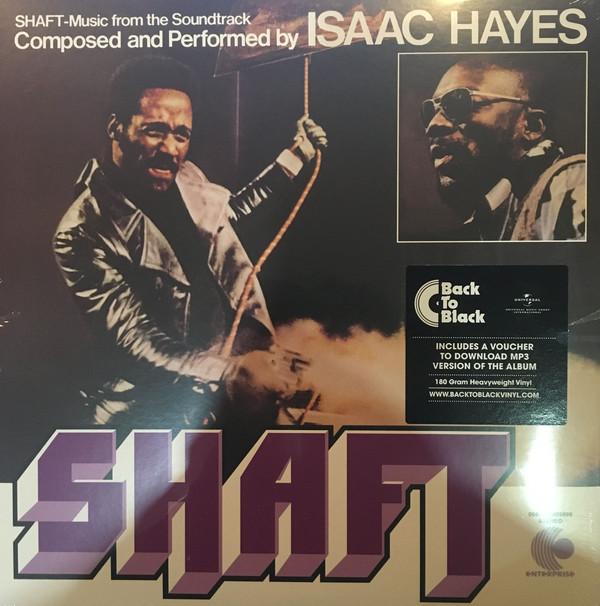 Isaac Hayes - Shaft - vinyl record