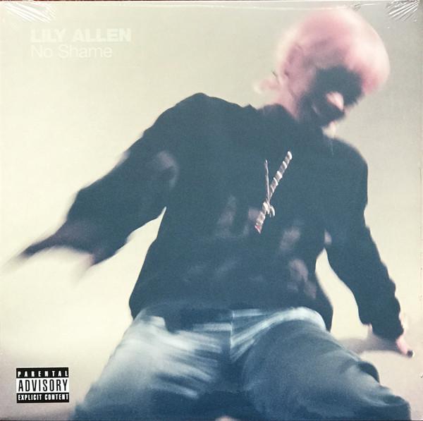 Lily Allen - No Shame - vinyl record