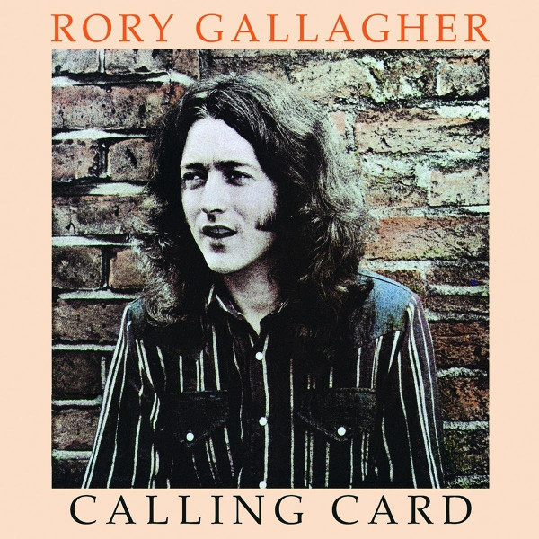 Rory Gallagher - Calling Card - vinyl record