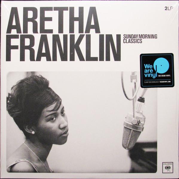 Aretha Franklin - Sunday Morning Classics - vinyl record