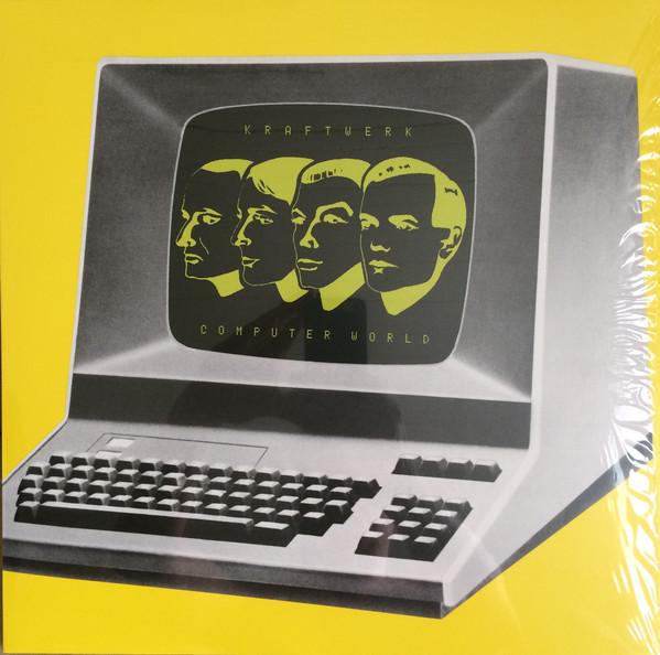 Kraftwerk - Computerwelt - vinyl record
