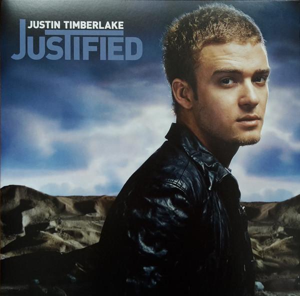 Justin Timberlake - Justified - vinyl record