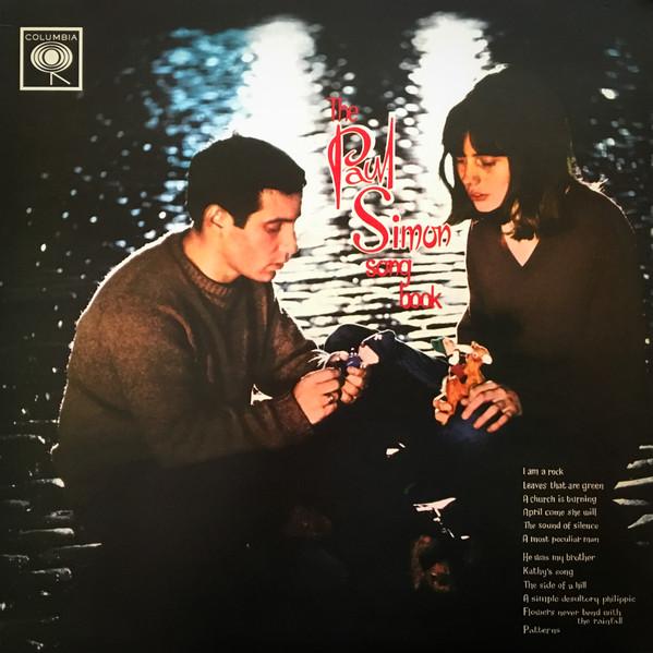 Paul Simon - The Paul Simon Song Book - vinyl record