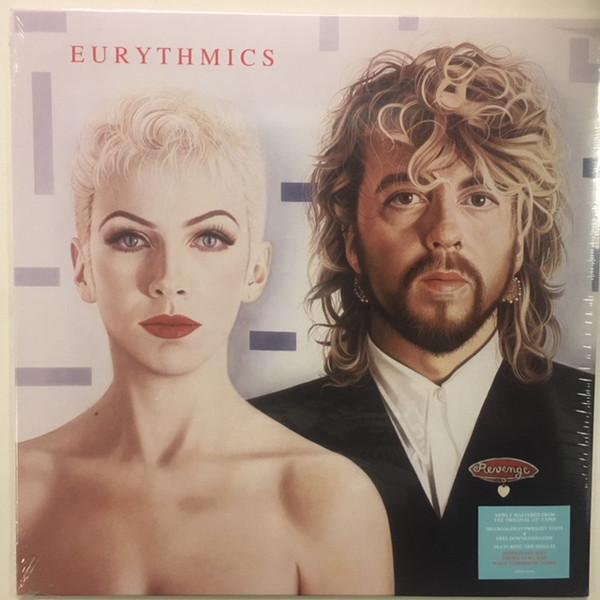 Eurythmics - Revenge - vinyl record
