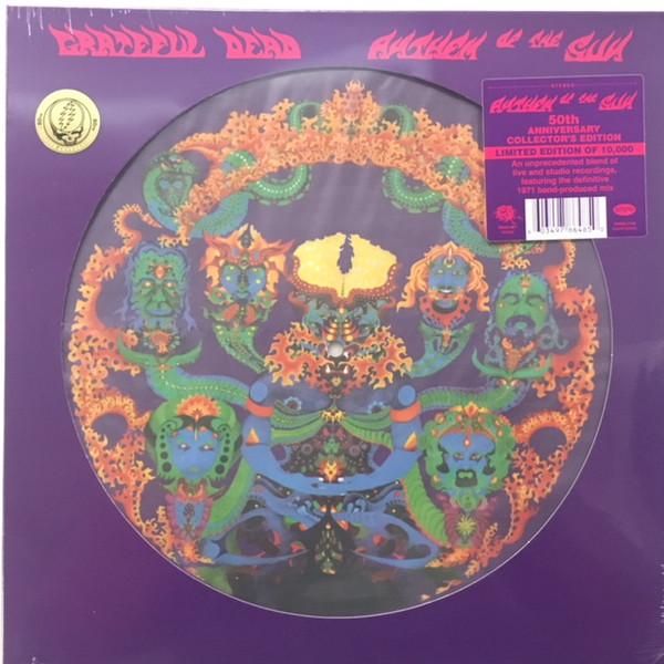 The Grateful Dead - Anthem Of The Sun - vinyl record
