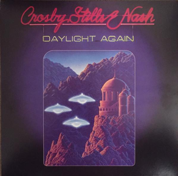 Crosby, Stills & Nash - Daylight Again - vinyl record