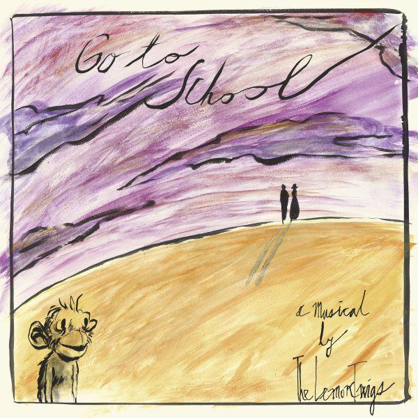The Lemon Twigs - Go To School - vinyl record