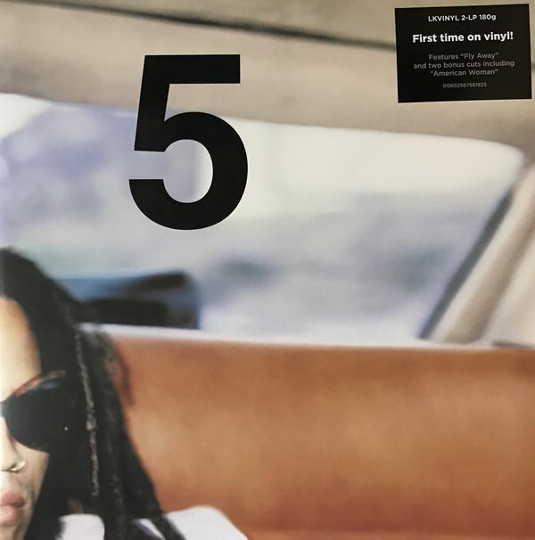 Lenny Kravitz - 5 - vinyl record