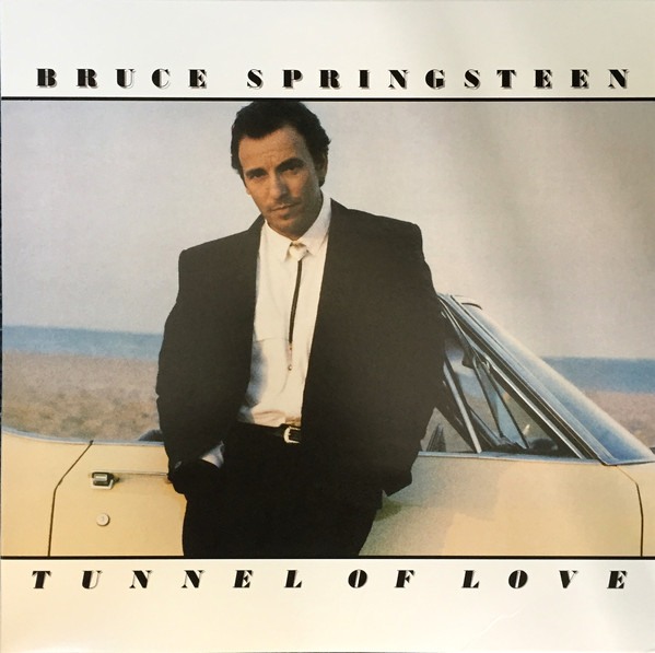 Bruce Springsteen - Tunnel Of Love - vinyl record
